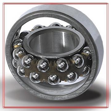 NSK 2303TN Self Aligning Ball Bearings